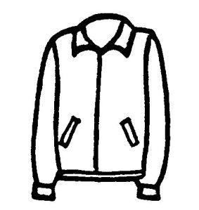 La chaqueta. Esa cosa que se cambia con tanta facilidad.