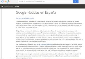 Adios, Google News. Fue bonito mientras duró.