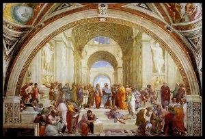 Claustro de la universidad Rovira i Virgili , reunidos para firmar las actas.