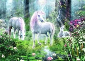 ¿Qué es un paraíso sin unicornios y destellos? ¿Eh? ¿EH?