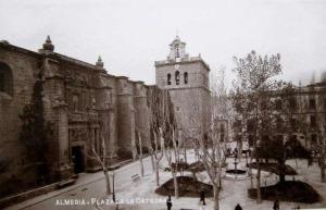 Plaza de la Catedral. Almería