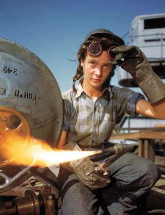 'Wendy The Welder'
